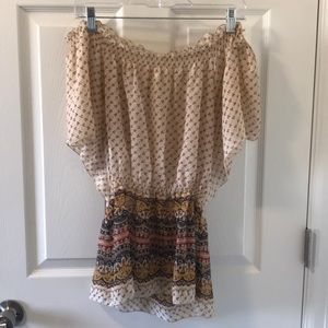 Willow & Clay Peasant Top
